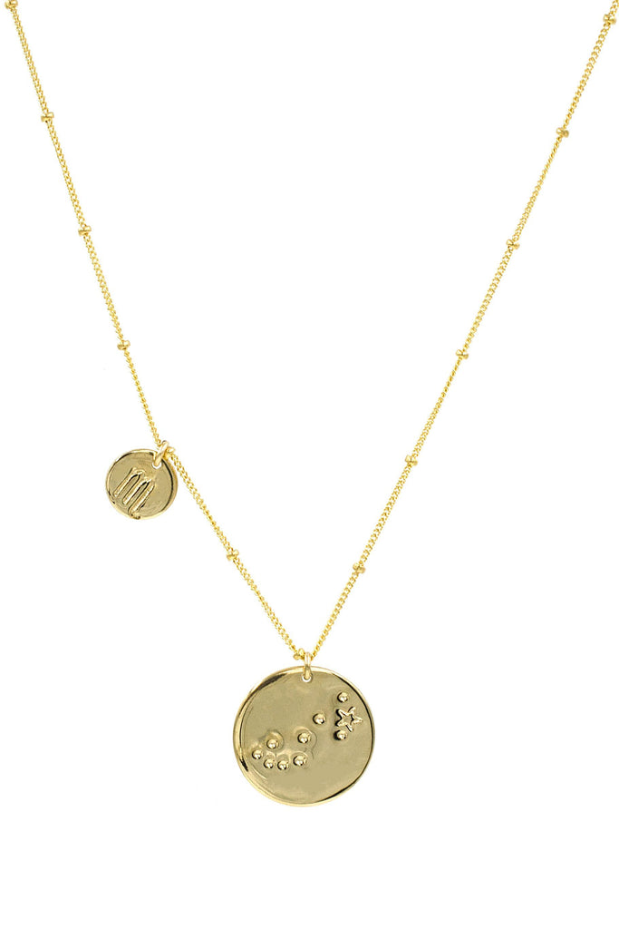 Paradigm Designs Scorpio Constellation Necklace
