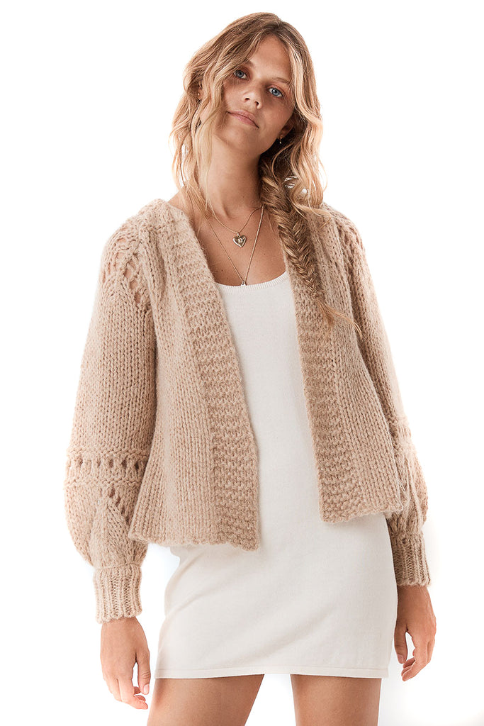 Spell & The Gypsy Collective Surf Shack Knit Cardigan