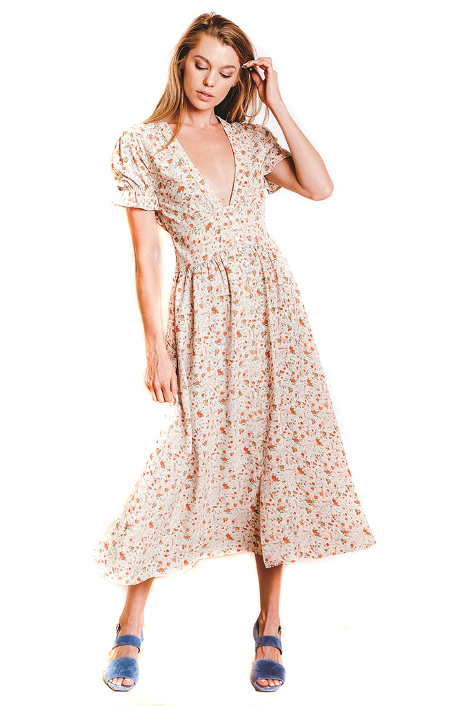 MONTE Tigerlily Roxanne Dress - front