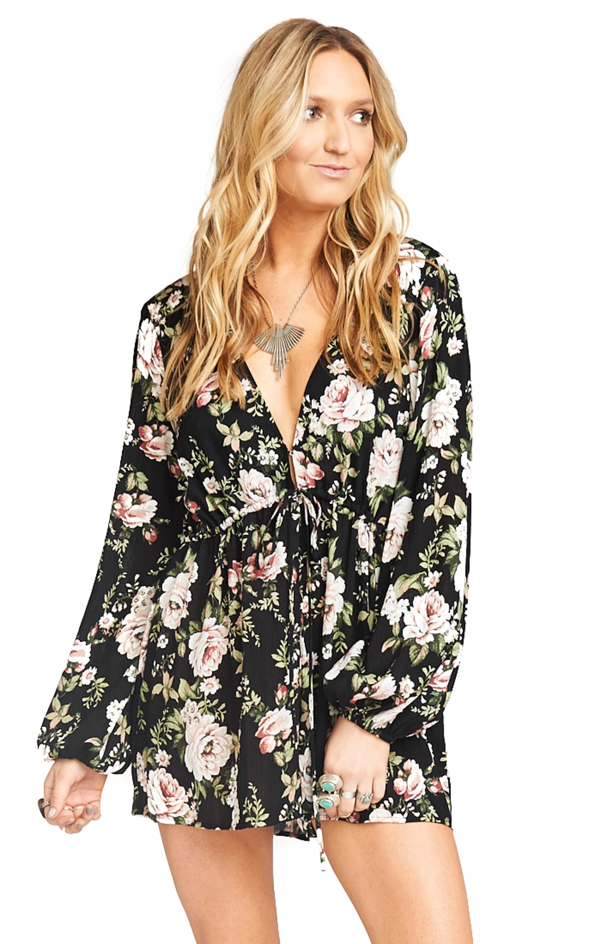 Courtney Loves Roses Zoe Romper