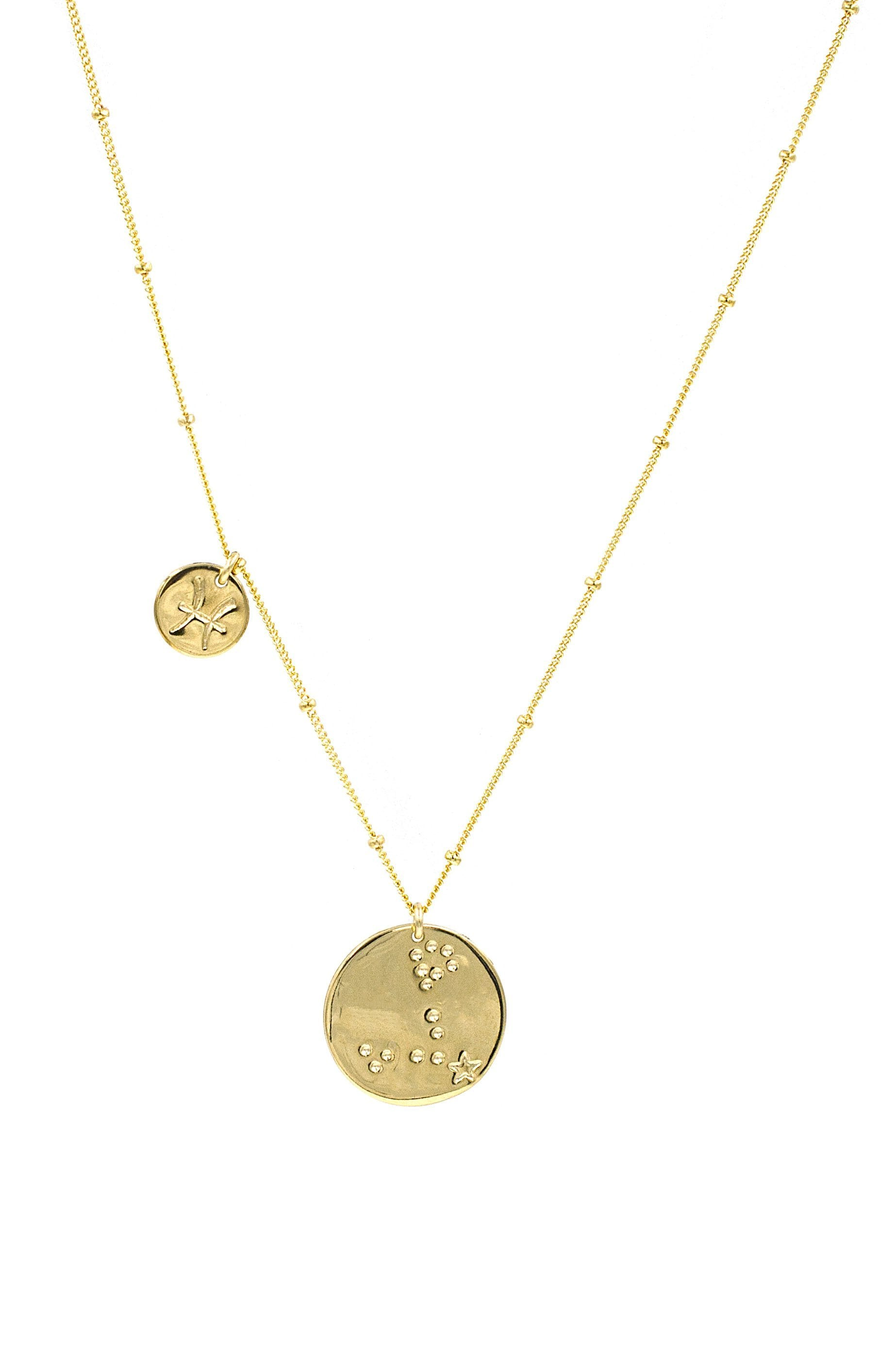 Paradigm Designs Cancer Constellation Necklace