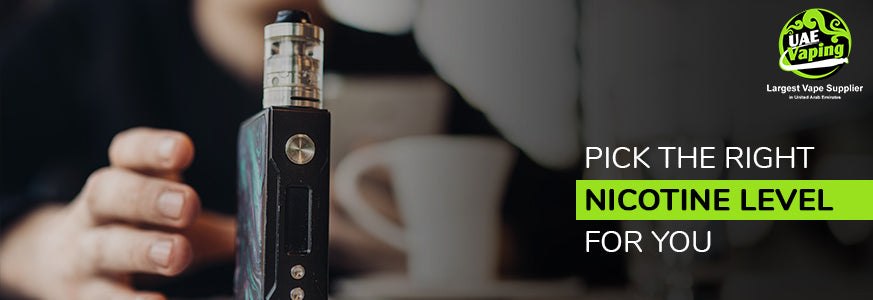Vape Juice Nictoine Levels - Pick The Right for You