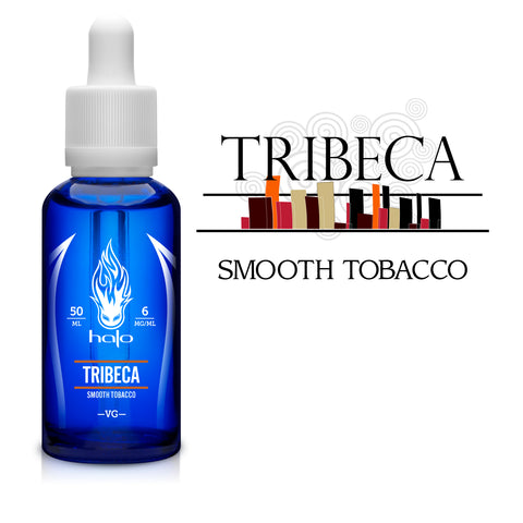 Tribeca - Ultra Smooth Tobacco (High VG)