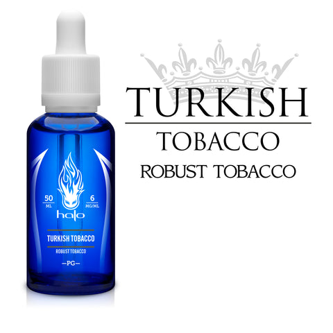 Turkish - Smooth Light Tobacco - Blue Label