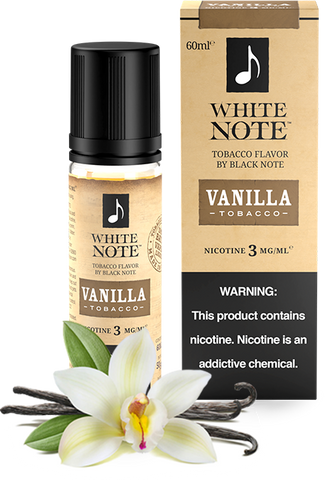 Vanilla Tobacco - White Note by Black Note
