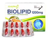 ANOTHEN BioLipid Mussel 1200mg 120Capsules - 365 Health Limited
