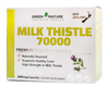 Green Pasture Milk Thistle 70000mg 200 VegeCapsules
