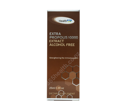 HealthUP Extra Propolis Extract 10000 Alcohol-Free 25ml - 365 Health Limited