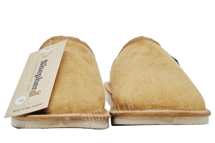 Shepherd Sheepskin Wool Slippers /Brown - 365 Health Limited