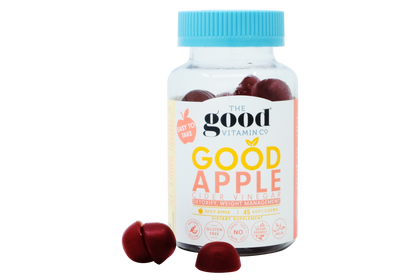 TheGoodVitaminCo Good Apple Cider Vinegar 60Soft-Chews - 365 Health Limited