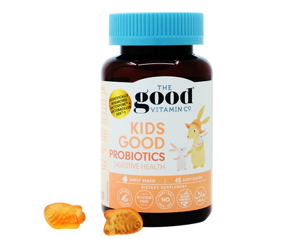 TheGoodVitaminCo Good Kids Probiotics 45 Soft-Chews - 365 Health Limited