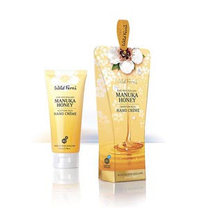 [CLEARANCE] WILD FERNS Manuka Honey Moisture Rich Hand Creme 100ml