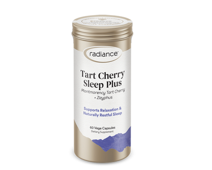 Radiance Tart Cherry Sleep Plus 60 capsules