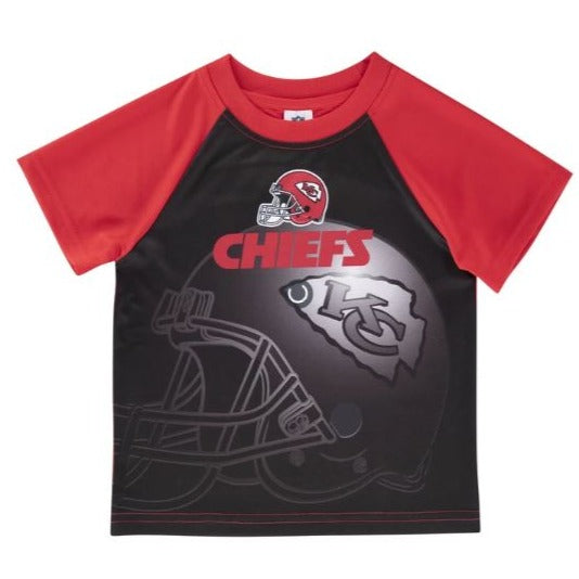 Kansas City Chiefs Toddler Boys' Short Sleeve Tee