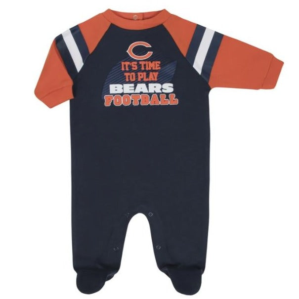 Baby Boys Chicago Bears Sleep N Play