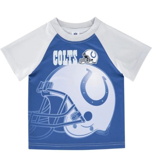 Indianapolis Colts Toddler Boys' Short Sleeve Tee