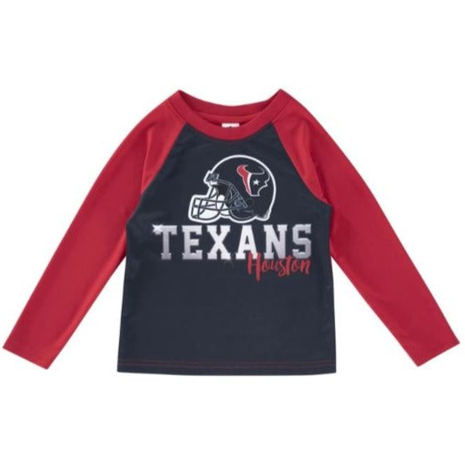 Houston Texans Toddler Boys' Long Sleeve Tee