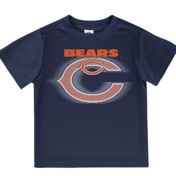 Chicago Bears Toddler Boys' Short Sleeve Logo Tee