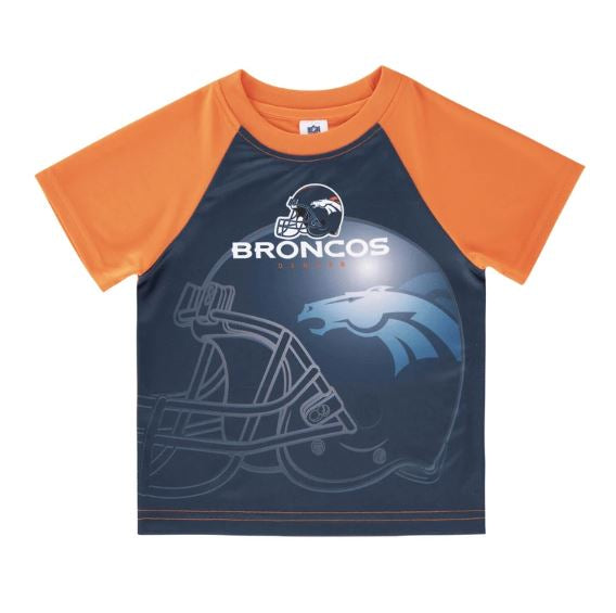 Denver Broncos Toddler Boys' Short Sleeve Tee
