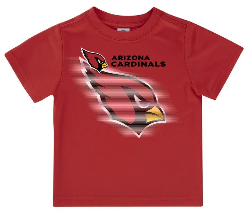 Arizona Cardinals Toddler Boys' Short Sleeve Logo Tee
