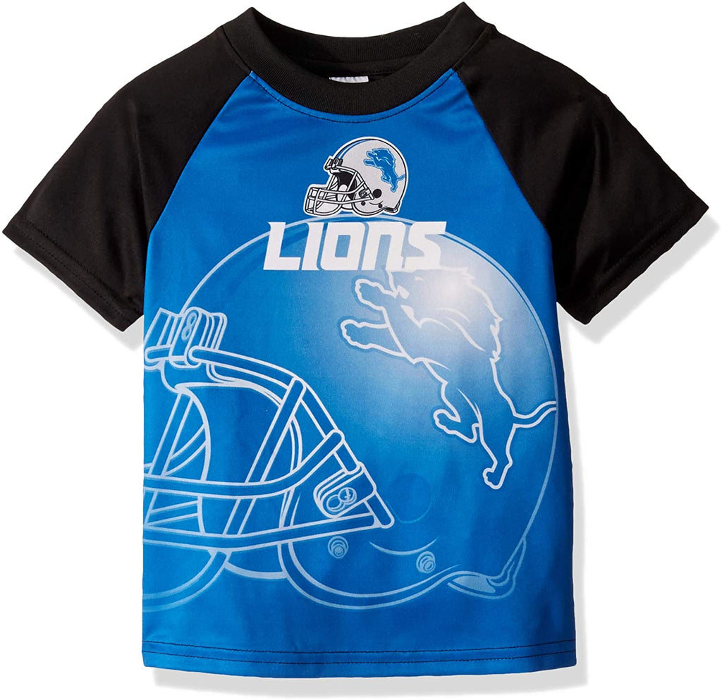 Detroit Lions Toddler Boys' Short Sleeve Tee