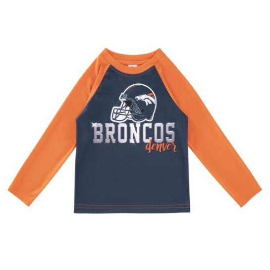 Denver Broncos Toddler Boys' Long Sleeve Tee