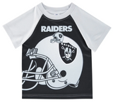 Oakland Raiders Toddler Boys' Short Sleeve Tee