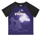 Minnesota Vikings Toddler Boys' Short Sleeve Tee