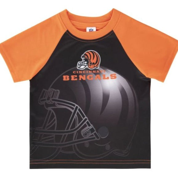 Cincinnatti Bengals Toddler Boys' Short Sleeve Tee
