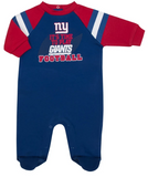 New York Giants Baby Boy Sleep N' Play