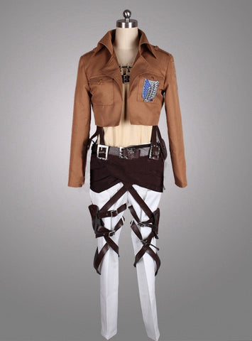 Cosplay - Shingeki No Kyojin - Attack On Titan - Eren Jaeger