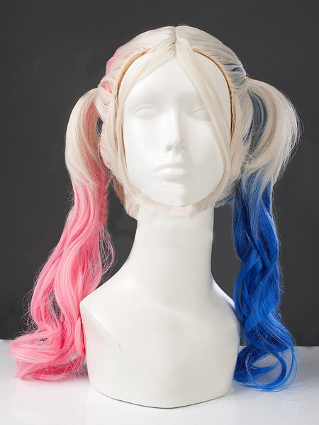 Suicide Squad - Harley Quinn Costume - Wig