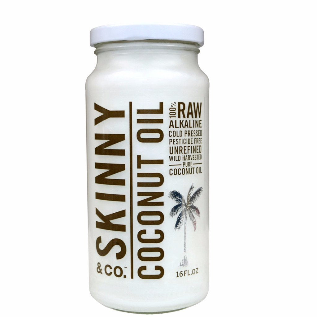 Skinny Cocount Oil