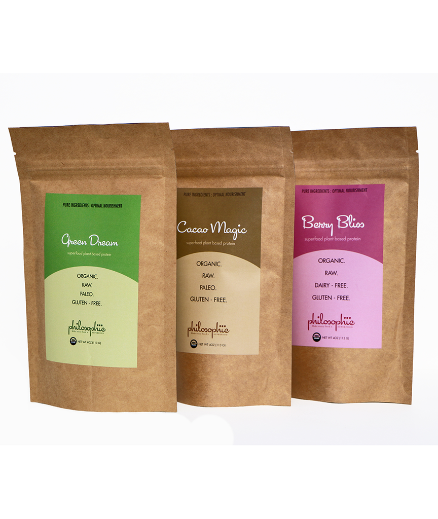 Philosophie Superfood Blends