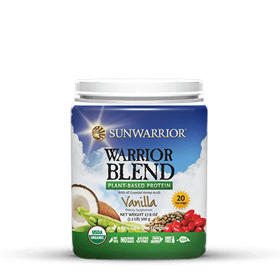 Sun Warrior Protein Powder