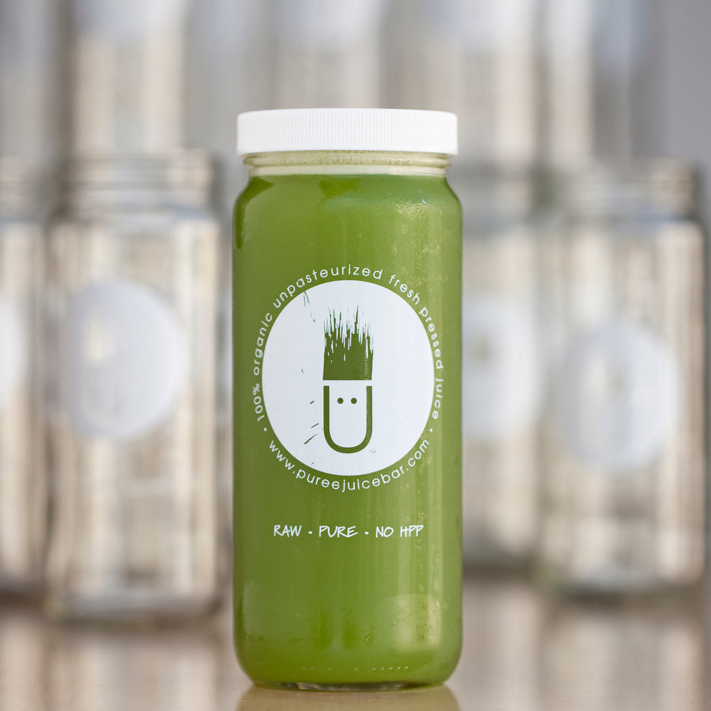 30 Day Celery Juice Challenge (Fresh, local only)