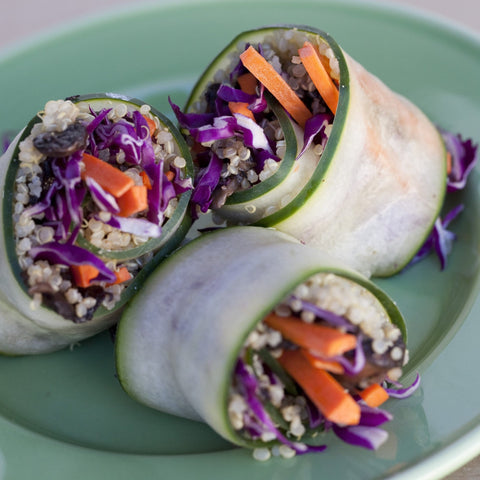 Asian Cucumber Roll
