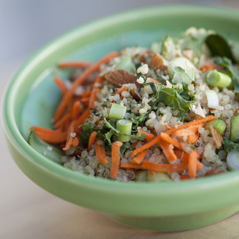 Thai Power Quinoa Bowl