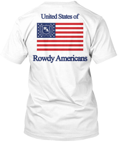 United States of Rowdy Americans