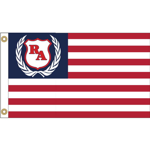 Rowdy Americans Official Flag