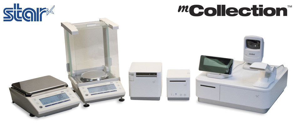 Star Micronics Introduces the mCollection