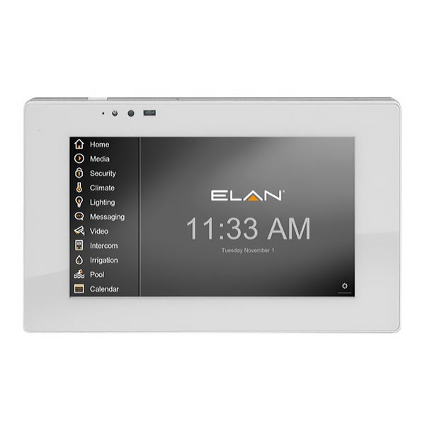 "EL-gTP7  7"" Touch Panel Black and White"