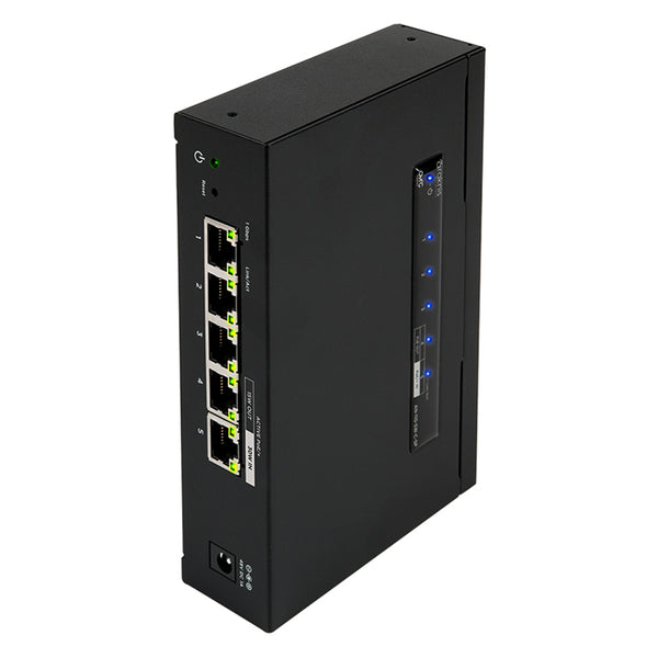 AN-110-SW-C-5P  (110 Series Unmanaged+ Gigabit Compact Switch) 5 port