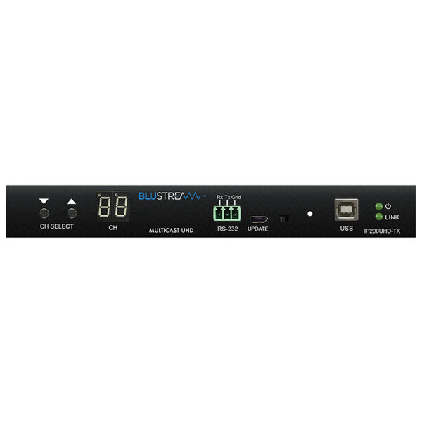 Blustream IP200UHD-TX IP Multicast UHD Video Transmitter