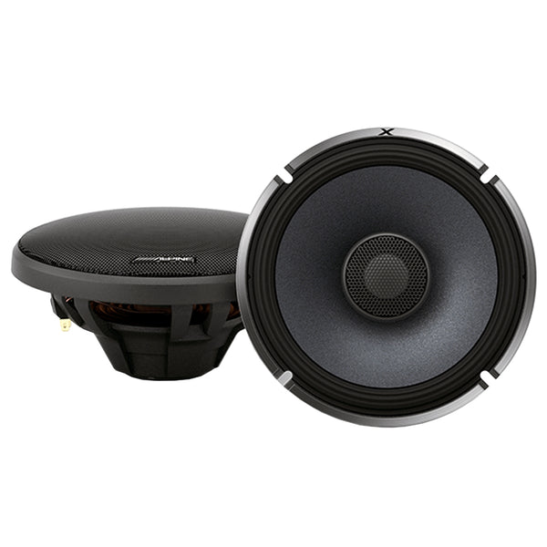 Alpine X-S65 6-1/2″ Coaxial 2-Way Speaker