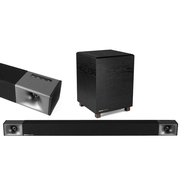 Klipsch BAR 40 Sound Bar and Wireless Subwoofer