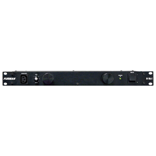 Furman 10A Standard Power Conditioner w/Lights, 230V M-10LX E
