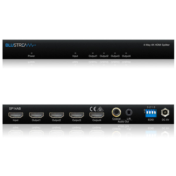 Blustream SP14AB HDMI Splitter