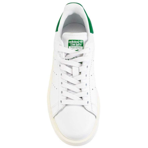 Adidas Originals STAN SMITH Bold Sneakers - Fitfineandfabulous.com