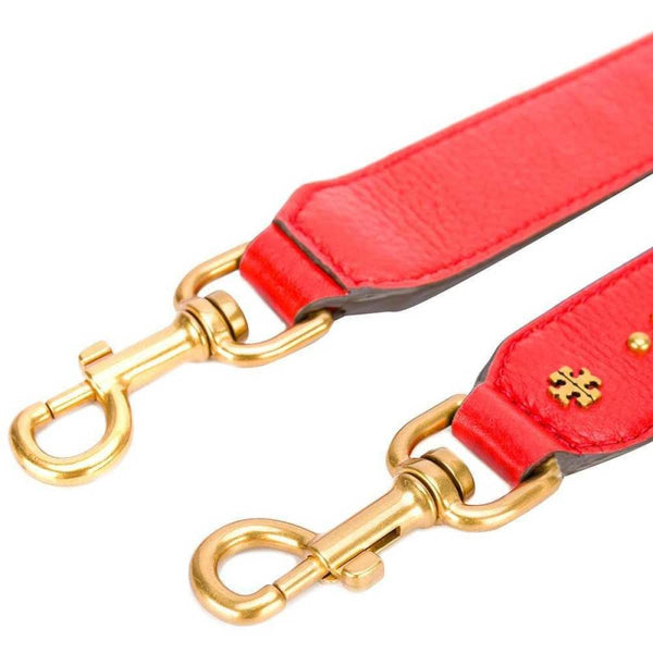 Tory Burch studded bag strap - Fitfineandfabulous.com